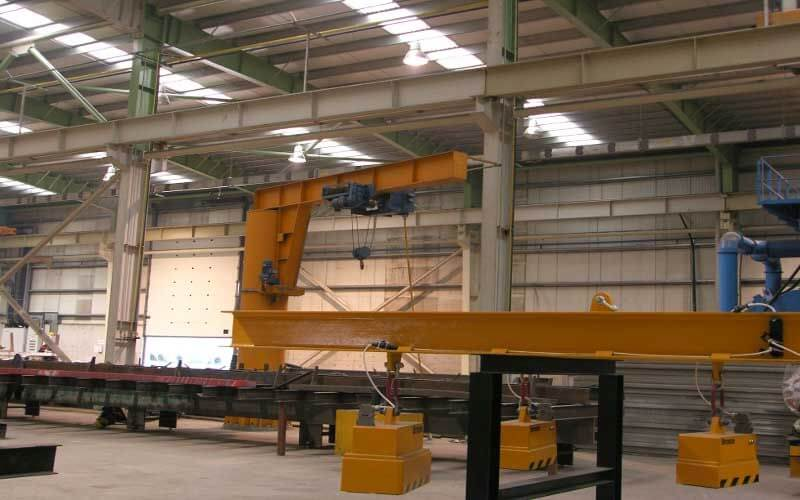 CMAK Crane Systems