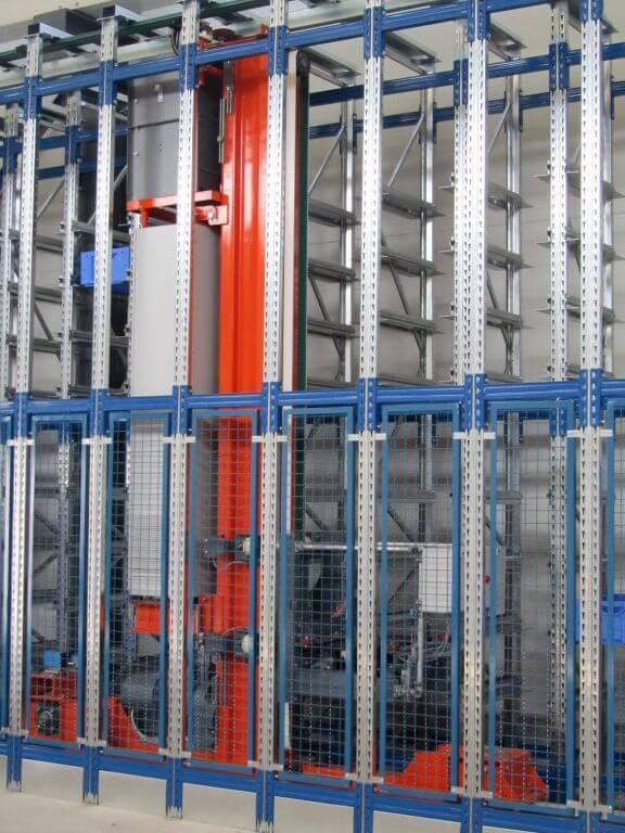 Mini load skladiščni sistemi