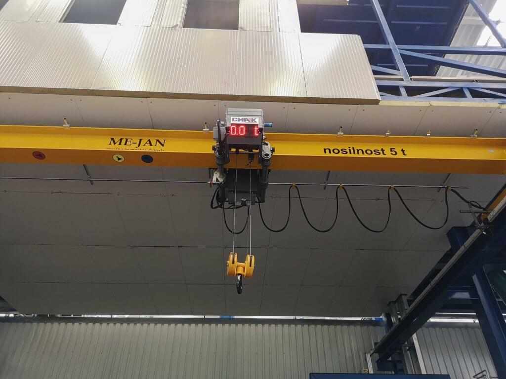 Standardna mostna dvigala